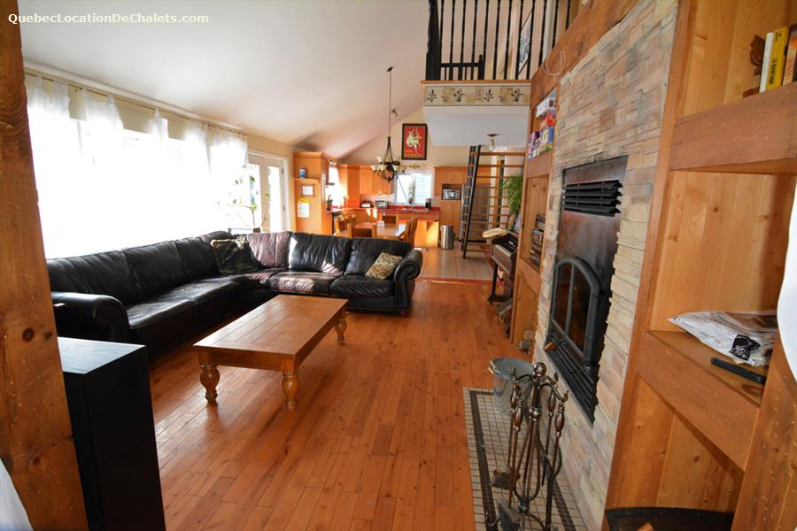 cottage rental Laurentides, Val-David (pic-7)