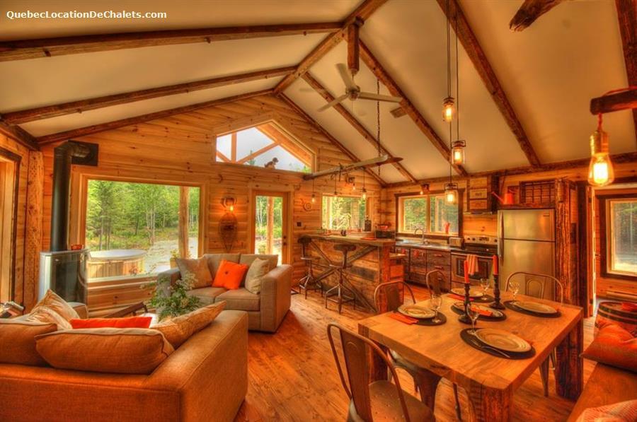 cottage rental Charlevoix, La Malbaie (pic-1)