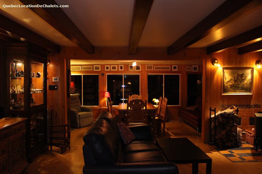 cottage rental Lanaudière, Saint-Gabriel-de-Brandon (pic-12)