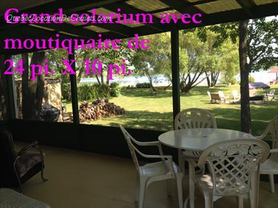 cottage rental Saguenay-Lac-St-Jean, Métabetchouan-Lac-à-la-Croix (pic-3)