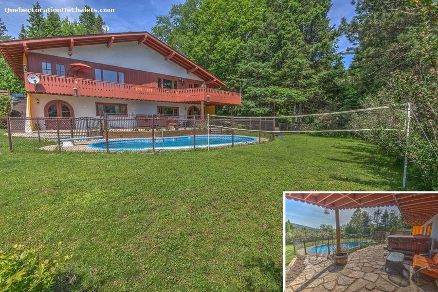 chalet � rabais derni�re minute