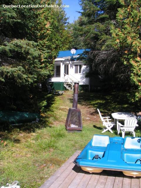 chalet à louer Laurentides, Val-des-Lacs (pic-1)