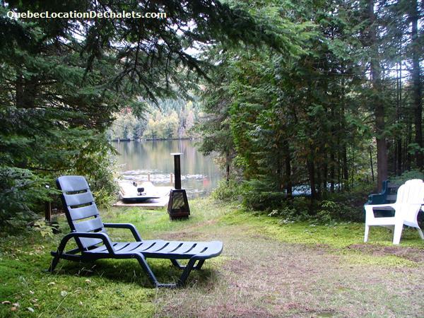 chalet à louer Laurentides, Val-des-Lacs (pic-8)
