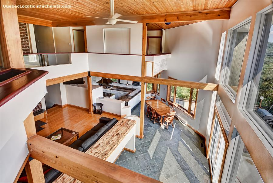 cottage rental Lanaudière, Saint-Damien (pic-5)