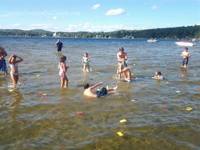 chalet à louer Outaouais, Lac des Plages (pic-2)