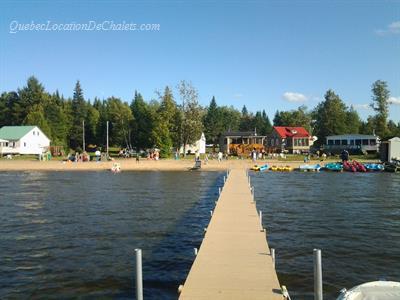 chalet à louer Outaouais, Lac des Plages (pic-3)