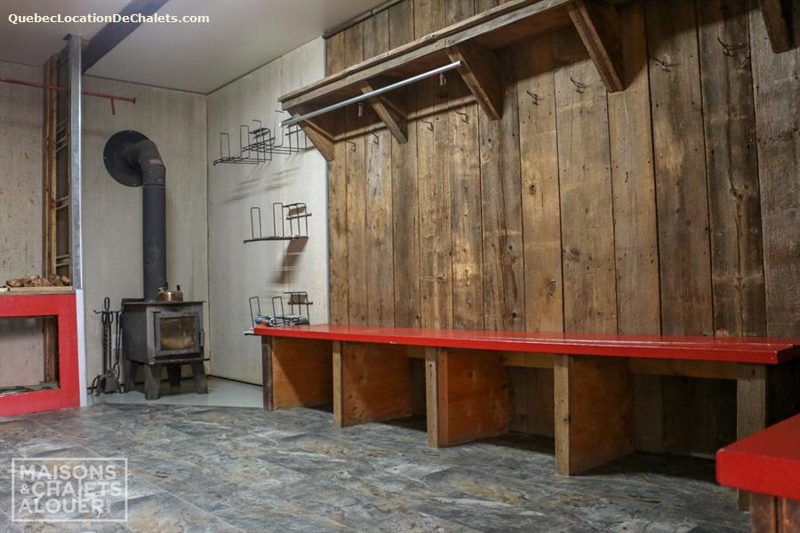 chalet à louer Estrie/Cantons-de-l'est, Sainte-Camille (pic-12)