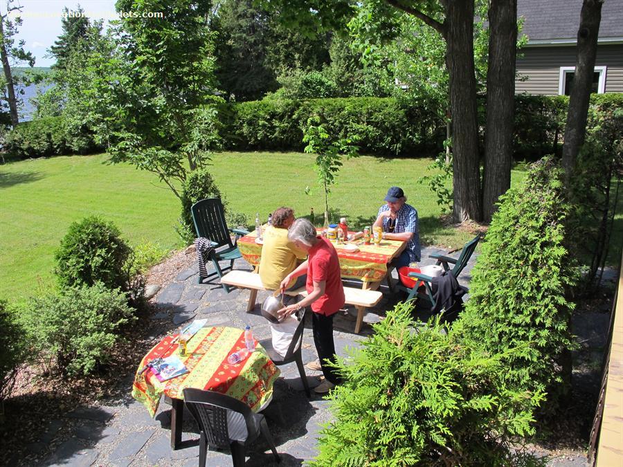 cottage rental Estrie/Cantons-de-l'est, Sherbrooke-Deauville (pic-12)