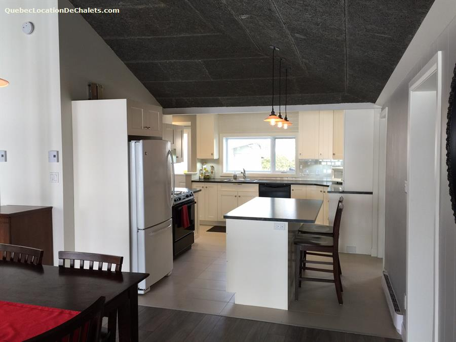 cottage rental Estrie/Cantons-de-l'est, Sherbrooke-Deauville (pic-3)