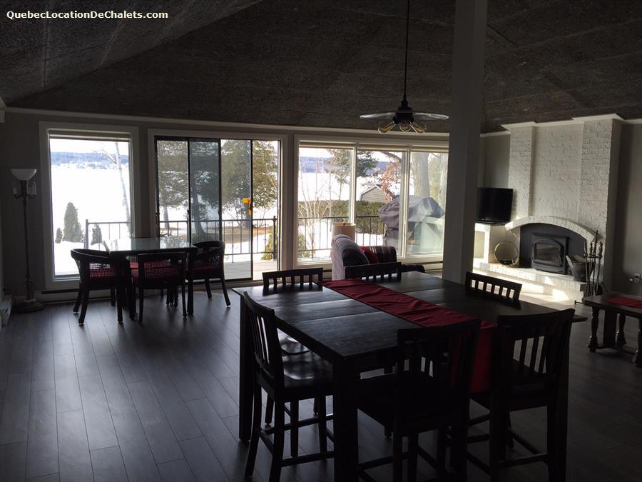 chalet à louer Estrie/Cantons-de-l'est, Sherbrooke-Deauville (pic-4)