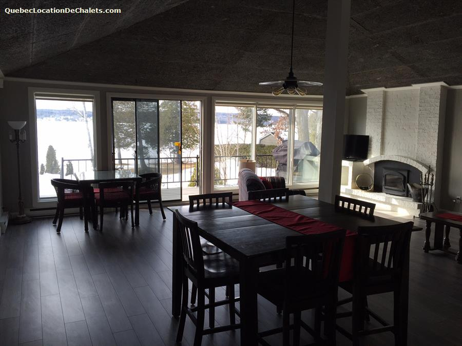 cottage rental Estrie/Cantons-de-l'est, Sherbrooke-Deauville (pic-4)