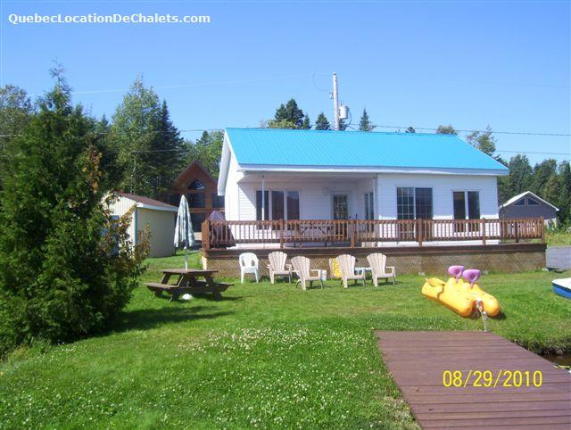 cottage rental Charlevoix, Saint-Tite-des-Caps (pic-14)