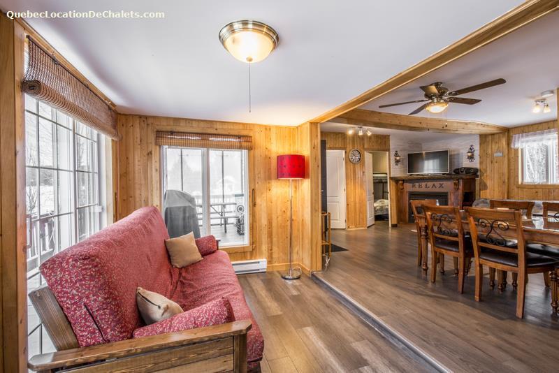 cottage rental Charlevoix, Saint-Tite-des-Caps (pic-5)