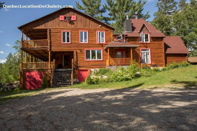cottage rental Lanaudière, Chertsey (pic-1)