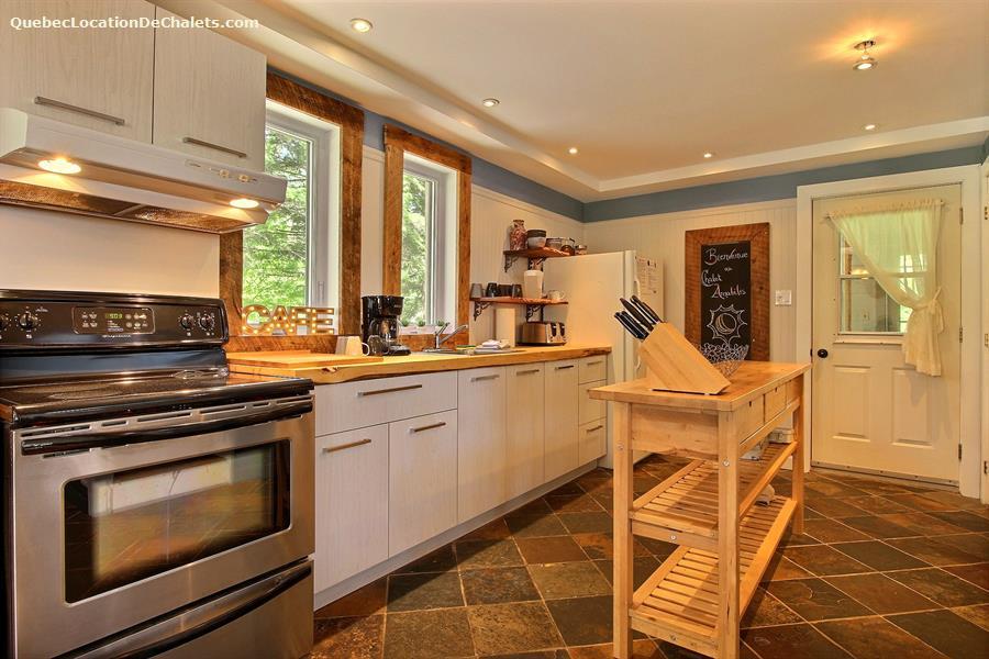 cottage rental Estrie/Cantons-de-l'est, Lac-Mégantic (pic-2)