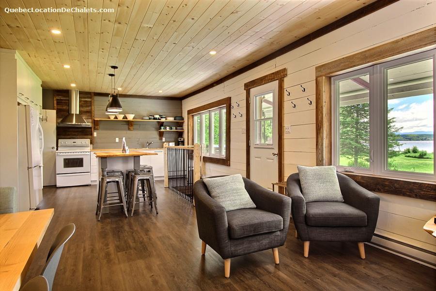 cottage rental Estrie/Cantons-de-l'est, Lac-Mégantic (pic-3)