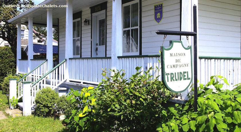 cottage rental Mauricie, Hérouxville (pic-1)