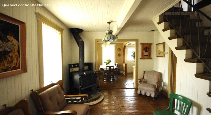 cottage rental Mauricie, Hérouxville (pic-3)
