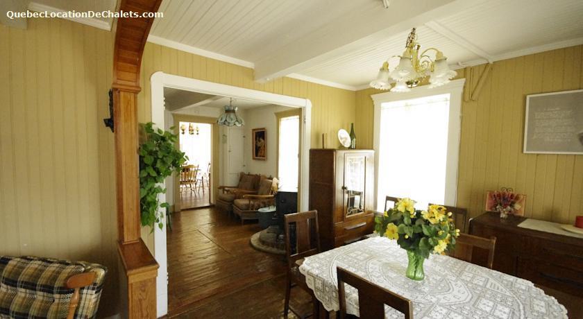 cottage rental Mauricie, Hérouxville (pic-6)