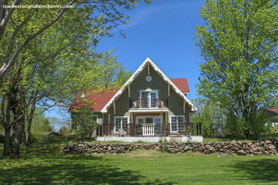 cottage rental Estrie/Cantons-de-l'est, Trois Lacs (pic-2)