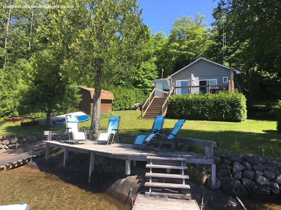 cottage rental Lanaudière, Saint-Donat (pic-1)
