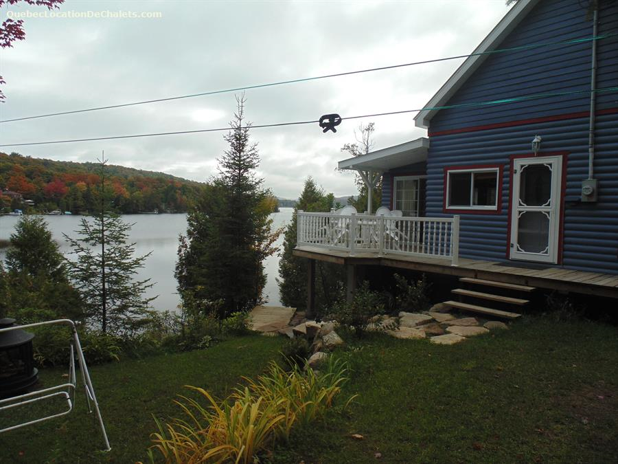 chalet à louer Laurentides, Wentworth-Nord (pic-2)