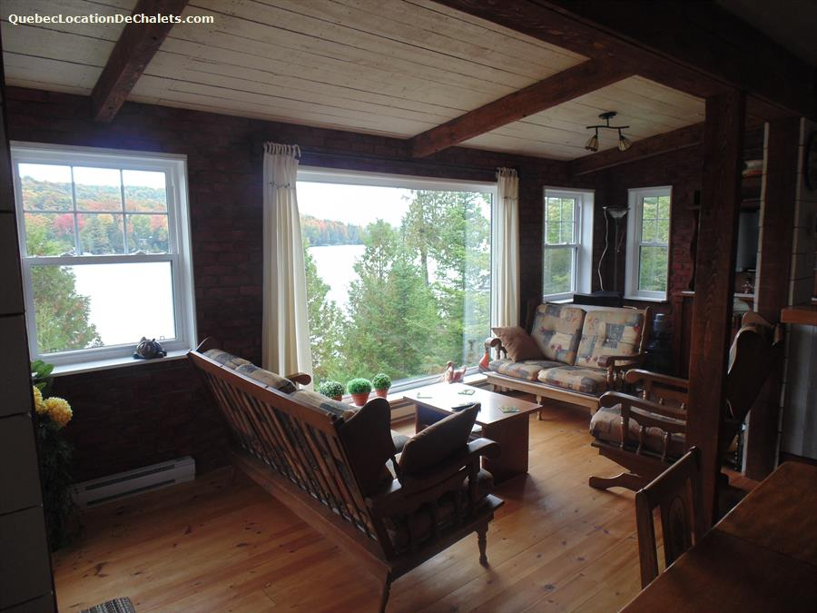 chalet à louer Laurentides, Wentworth-Nord (pic-6)