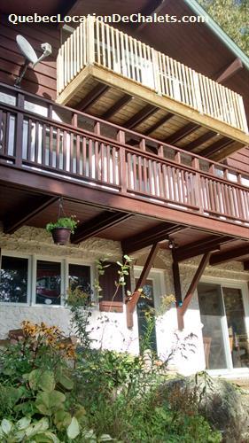 cottage rental Laurentides, Sainte-Adèle (pic-1)