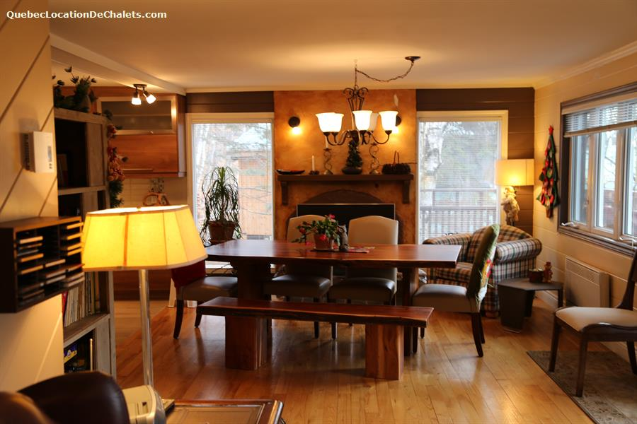 cottage rental Laurentides, Sainte-Adèle (pic-3)