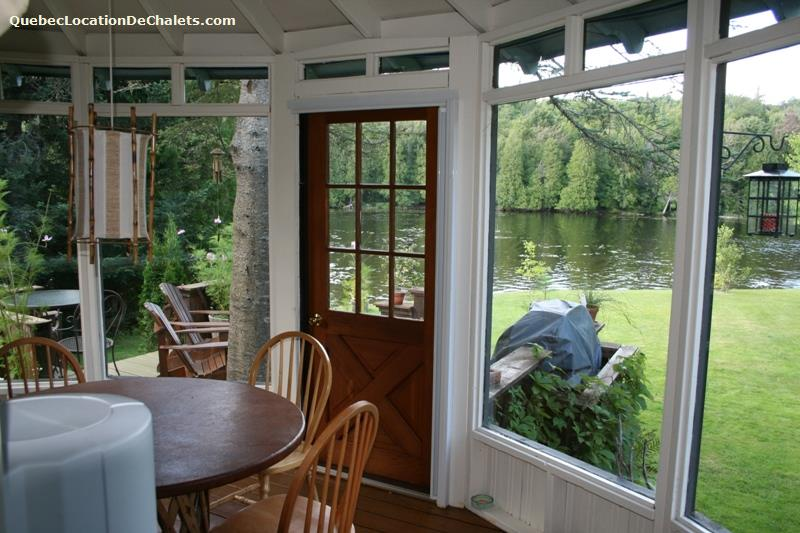 cottage rental Laurentides, Saint-Adolphe d'Howard (pic-14)