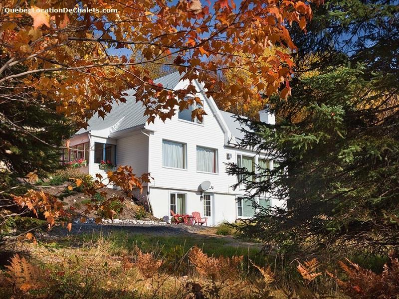 chalet à louer Charlevoix, Baie-Saint-Paul (pic-1)