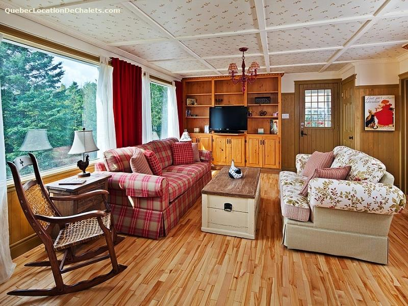 cottage rental Charlevoix, Baie-Saint-Paul (pic-5)