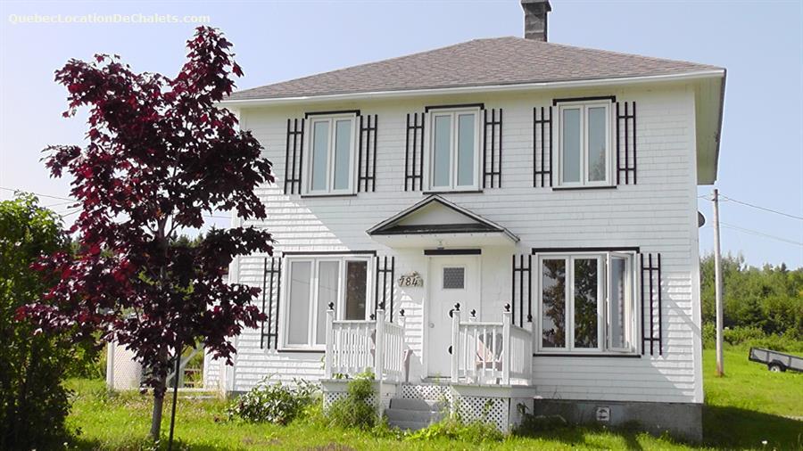 cottage rental Gaspésie, Anse-au-Griffon (pic-2)