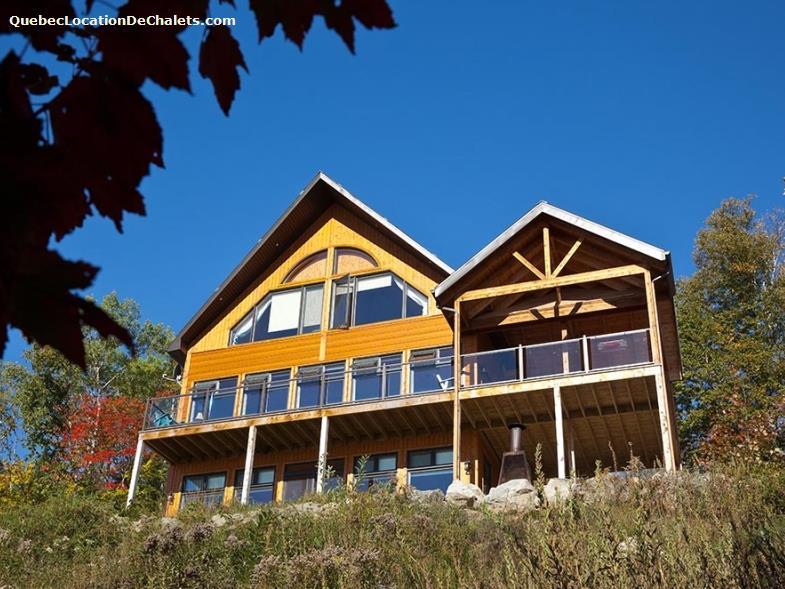 cottage rental Charlevoix, Les Éboulements  (pic-1)