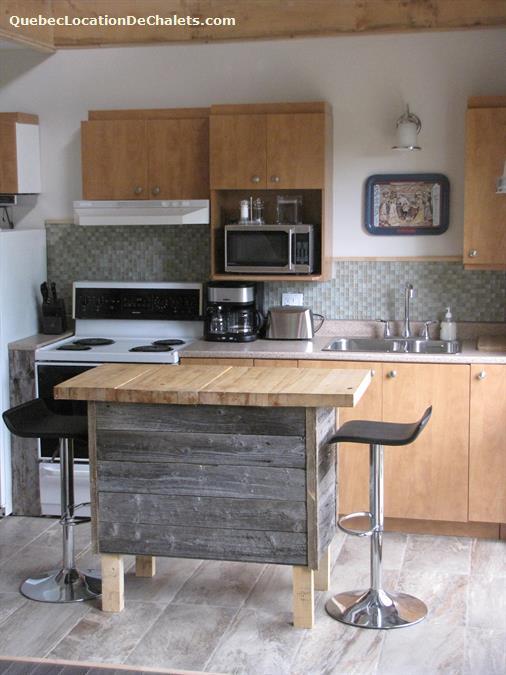 cottage rental Bas Saint-Laurent, Saint-Athanase / Pohénégamook) (pic-5)