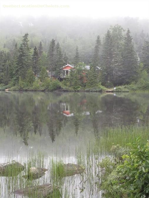 cottage rental Bas Saint-Laurent, Saint-Athanase / Pohénégamook) (pic-12)