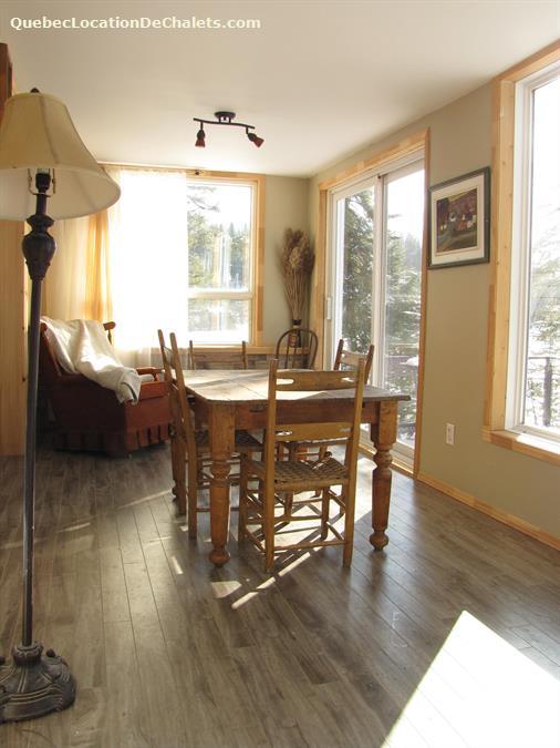 cottage rental Bas Saint-Laurent, Saint-Athanase / Pohénégamook) (pic-2)