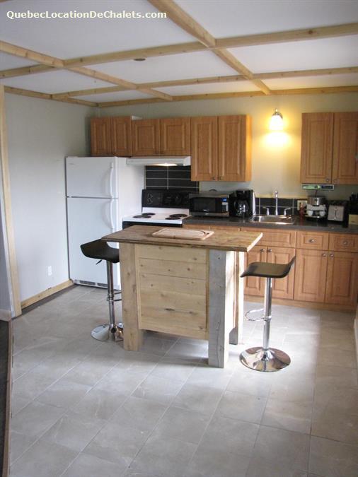 cottage rental Bas Saint-Laurent, Saint-Athanase / Pohénégamook) (pic-10)