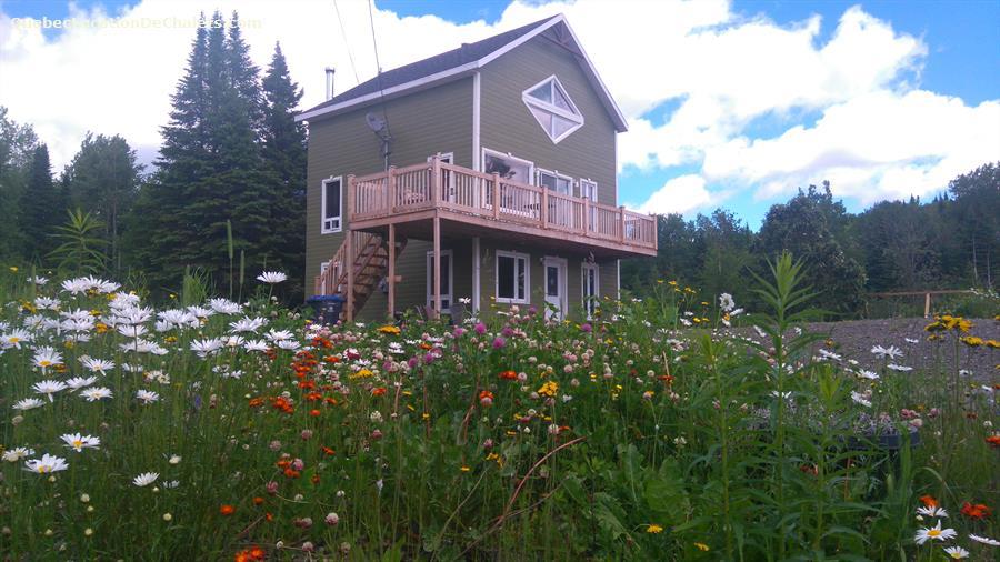 cottage rental Bas Saint-Laurent, Saint-Athanase / Pohénégamook) (pic-13)