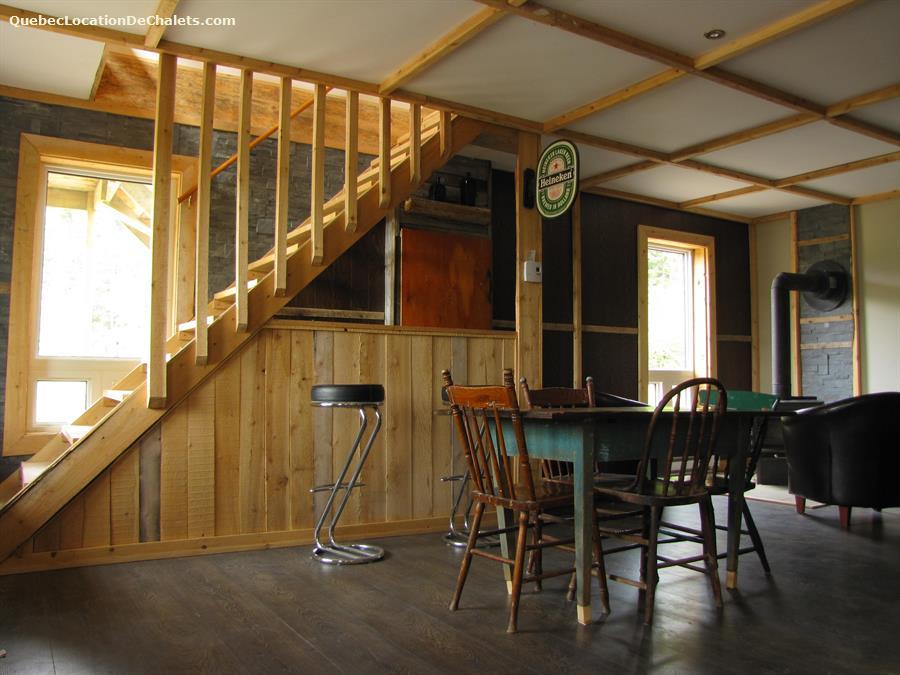 cottage rental Bas Saint-Laurent, Saint-Athanase / Pohénégamook) (pic-1)
