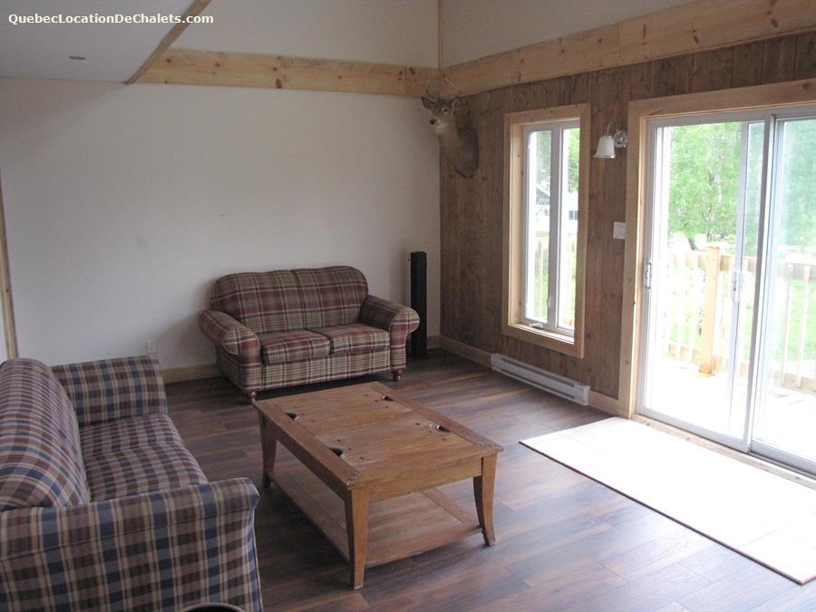 cottage rental Bas Saint-Laurent, Saint-Athanase / Pohénégamook) (pic-3)