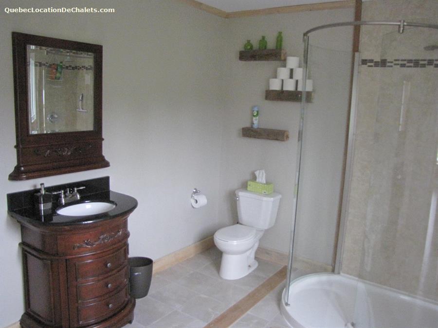 cottage rental Bas Saint-Laurent, Saint-Athanase / Pohénégamook) (pic-6)