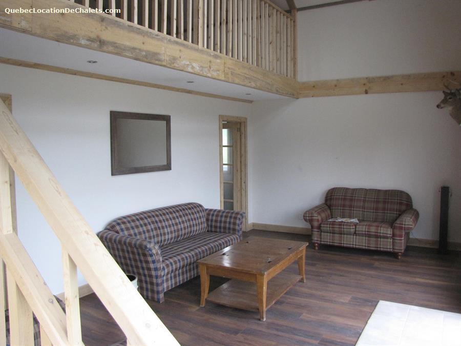 cottage rental Bas Saint-Laurent, Saint-Athanase / Pohénégamook) (pic-7)