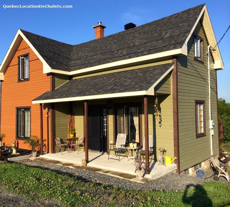 Cottage rental Québec, Estrie/Cantons-de-l'est, Lac ...
