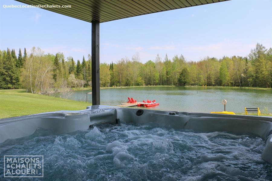chalet à louer Montérégie, Roxton Pond (pic-3)