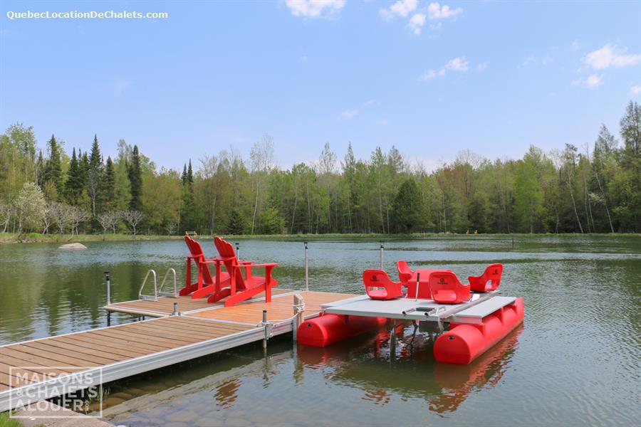 chalet à louer Montérégie, Roxton Pond (pic-4)