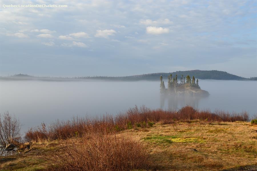 chalet à louer Saguenay-Lac-St-Jean, Saint-Ludger-de-Milot (pic-10)