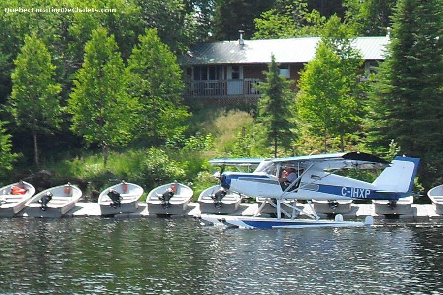 chalet à louer Saguenay-Lac-St-Jean, Saint-Ludger-de-Milot (pic-12)