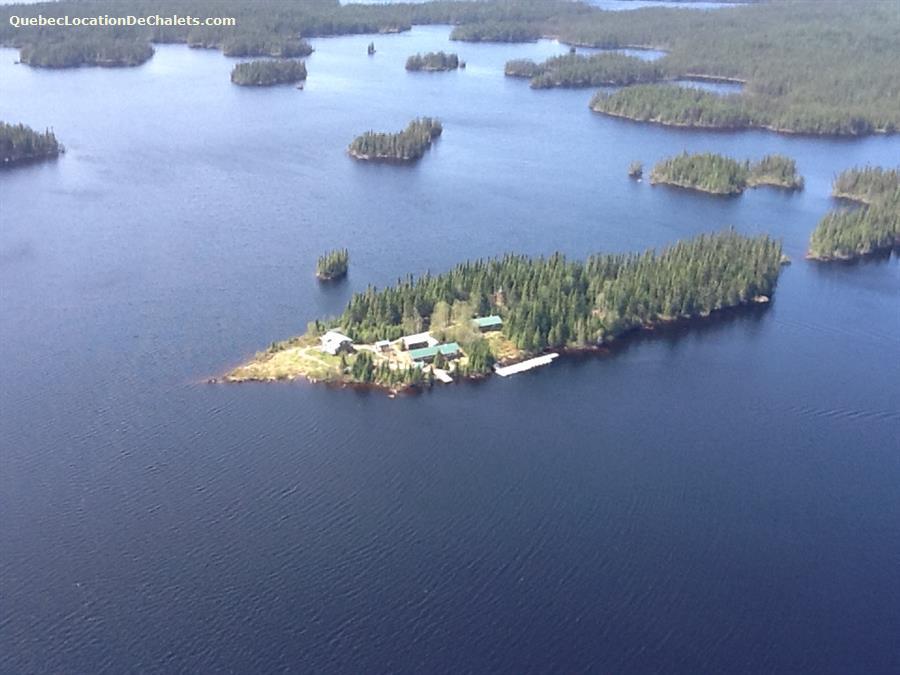 chalet à louer Saguenay-Lac-St-Jean, Saint-Ludger-de-Milot (pic-1)