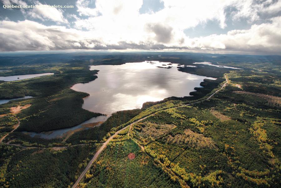 chalet à louer Saguenay-Lac-St-Jean, Saint-Ludger-de-Milot (pic-4)